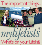 mylifelists - what's on your Lifelist?