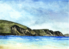 Minaun Cliffs, Achill